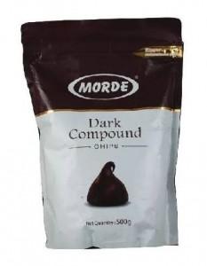Morde Dark Chips [500gm]