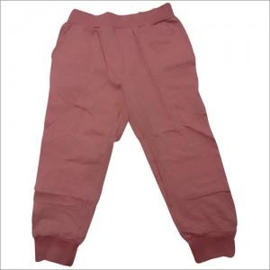 Boys Organic Pink Pant