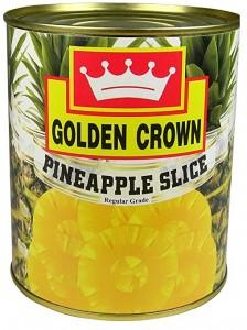 Golden Crown Pineapple Slice (840 gm)