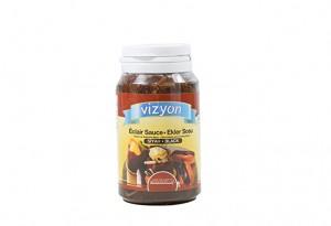 Vizyon Eclair Sauce-Black, 200g