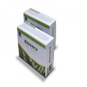 Rectangular Printed Soap Packaging Box