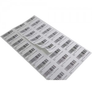 A4 Label Sheets Barcode Labels