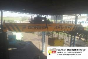 Cabin Operated Crane