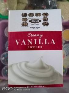 Bush Creamy Vanilla Powder