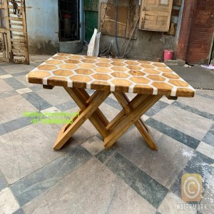 Epoxy Resin Forever Table