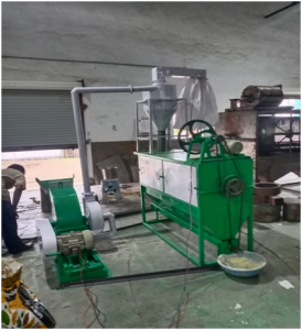 Floor Mill (Cap 500 Kg/Hr ) FOR FLOOR MILL CAP 500 KG/HR (9,10,000/-)