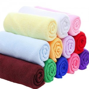 Polyester Hand Clean Towel