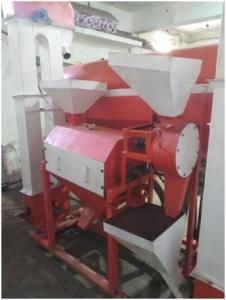 Dal Machine 600 KG PER HOUR ( 1,55,000/-)