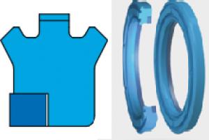 Hydraulic Piston Rod Seal