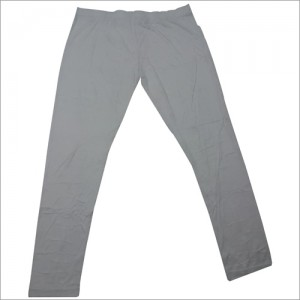 Womens Organic White Pant