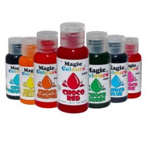 Magic Oil Choco Gel Color [ 25g]