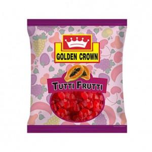 Golden Crown Red Tutti Frutti