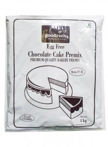 Egg Free Chocolate Premix