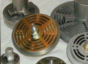SS Valve Assembly With Unloader