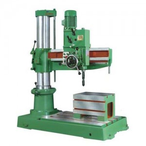 Automatic Type Arm Radial Drilling Machine