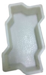 Silicon Zigzag Moulds