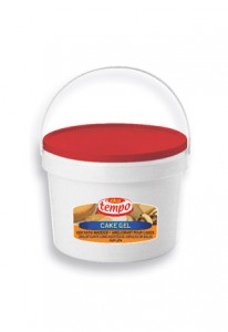 Cake Gel Bucket