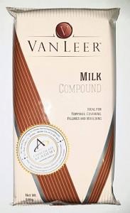 Milk Vanleer [500gm]
