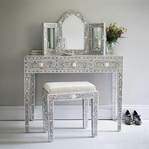 Mother of Pearl Inlay Vanity