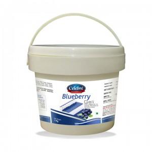 Cold Gel Blueberry