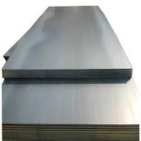 Steel Plates, Sheets, Bars And Rods