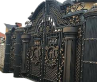 Gates, Grills, Railings, Fences and Fencing Materials