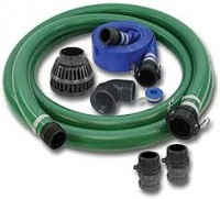 Hoses, Hose Assemblies And Fittings