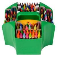 Crayons  And  Arts And Crafts Tools