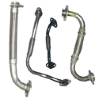 Air Intakes, Exhaust System