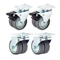 Caster Wheels, Casters & Rollers