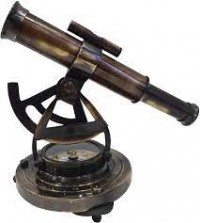Telescope, Compass & Survey Tools